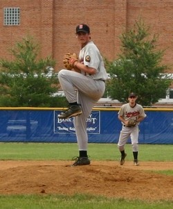 John Ponton - Lee High School Baseball (Springfield, Virginia)