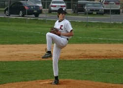 Kevin Fitzell - Lawrence High School Baseball (Lawrenceville, New Jersey)