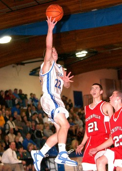 AJ Grant - Newberg High School Basketball (Newberg, Oregon)