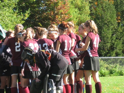 Katharine De Joie - Concord High School Field Hockey (Concord, New Hampshire)