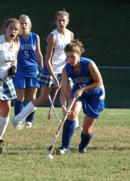 Marney Erichsen - Leonardtown High School Field Hockey (Leonardtown, Maryland)