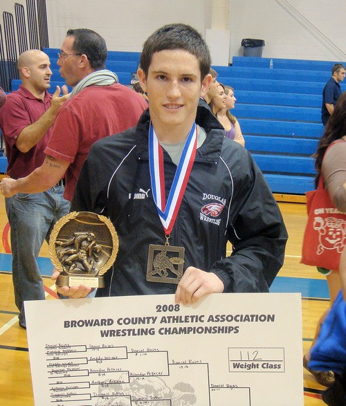 Alex Chiricosta - Stoneman Douglas High School Wrestling (Parkland, Florida)