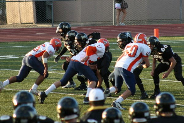 RJ - Robert Braun - El Capitan High School Football (Lakeside, California)