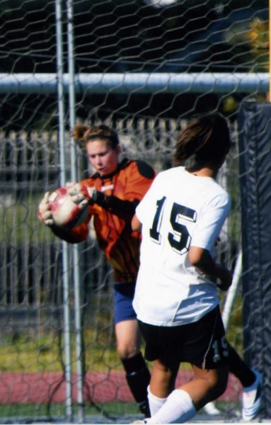 Claire Reiss - Simi Valley High School Soccer (Simi Valley, California)