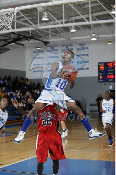 Tyree Caldwell - Mooresville High School Basketball, Football, Track & Field (Mooresville, North Carolina)