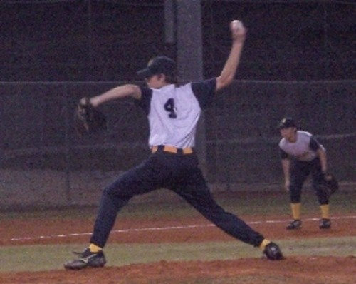 A.J.'s Watts - St Stephens Episcopal School Baseball (Bradenton, Florida)