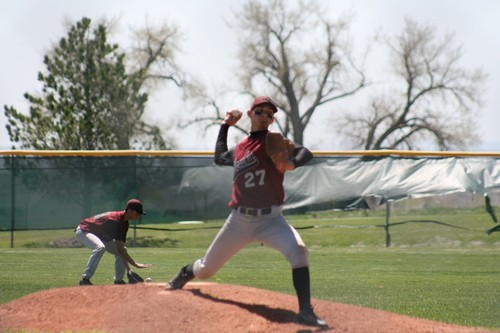 Alexander Common - Horizon High School Baseball (Brighton, Colorado)