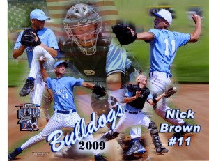 Nicholas Brown - Catoosa High School Athletics
